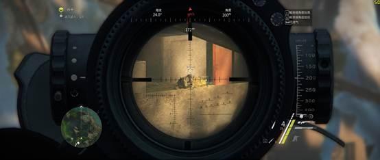 华硕GTX 1070实战《狙击手幽灵战士3》