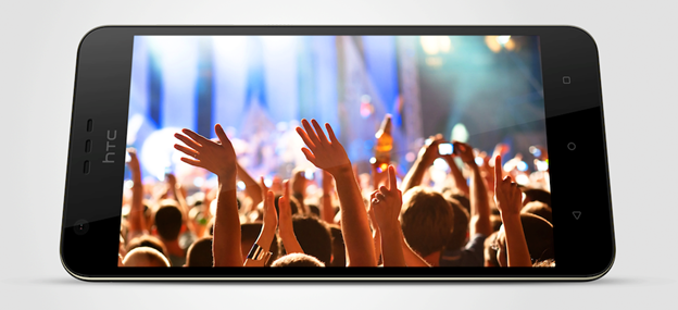 HTC发布新机Desire 10 旗舰级像素配置
