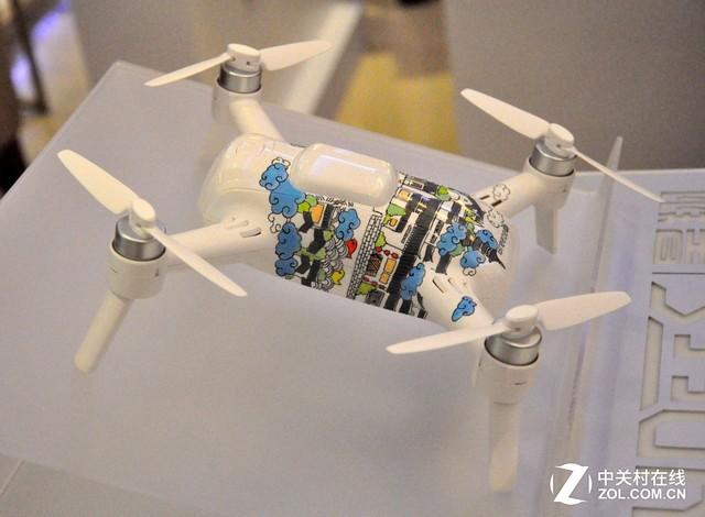 迷你无人机的天下 5款自拍利器你选哪个