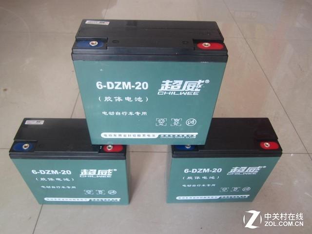 电动车锂电池VS铅酸电池 省钱才是王道