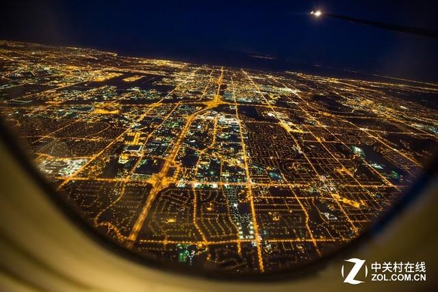 震撼上帝视角 如何在飞机上拍风光大片