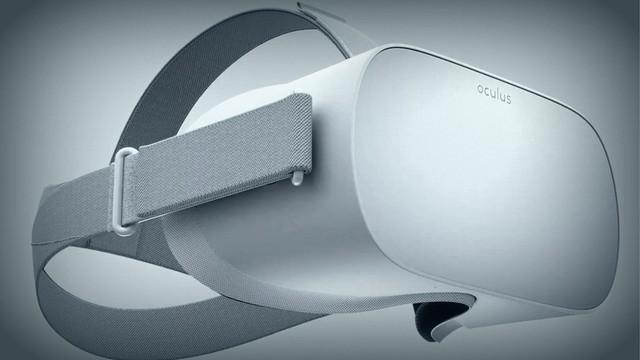 Facebook发布独立VR头显 售价约1312元