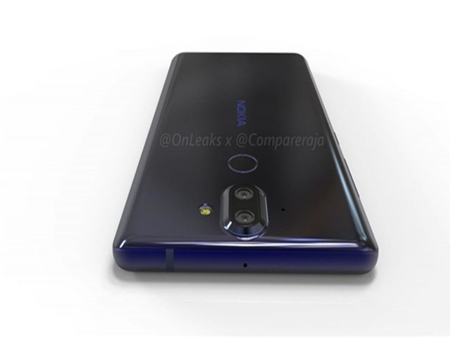 诺基亚旗舰Nokia9用上柔性曲面屏:蔡司双摄