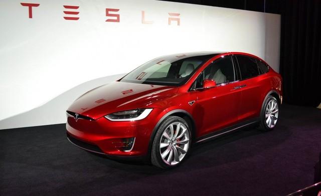 国行Tesla Model X价格公布96.1万元起