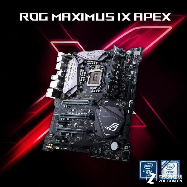 ROG M9A超频至7.383GHz 破8项世界纪录