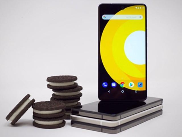 系统续命? 安卓之父手机迎安卓8.0更新