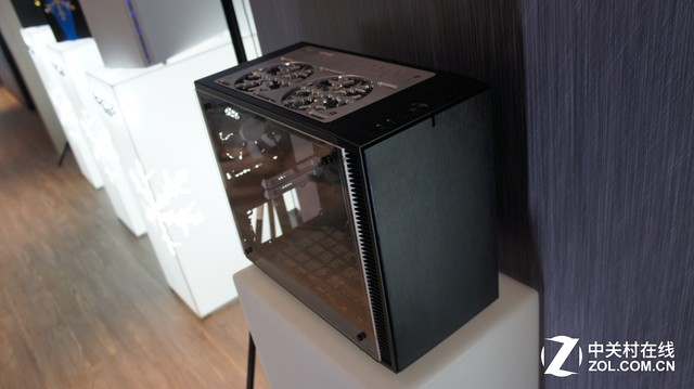 Nano S限量版 佛瑞克托MOD亮相电脑展