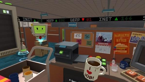 VR游戏《虚拟工作室》16年收入2100万