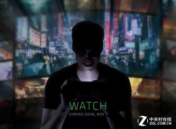 官网预告:Razer或于11月1日推出全新智能机