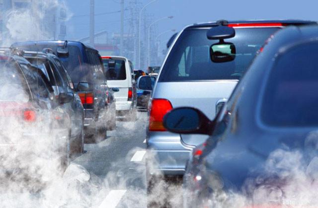 汽车尾气的主要危害是全球气温升高