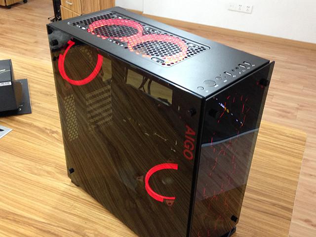 爱国者  月光宝盒X机箱搭配月光宝盒A3套装