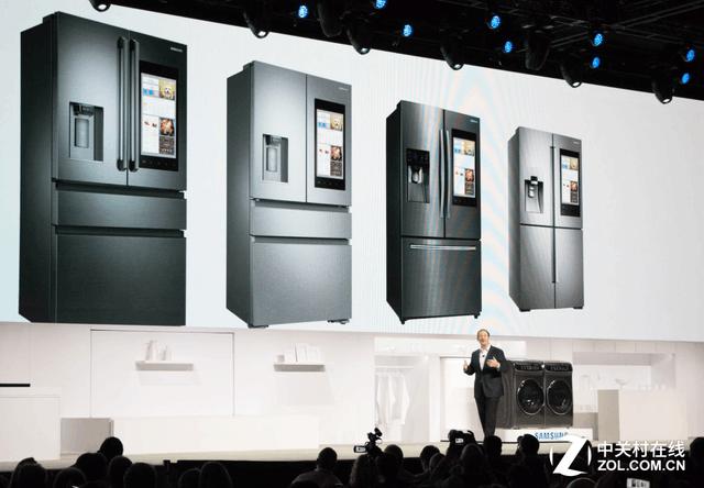 打造未来舒适生活 CES白电全系迈向智能化
