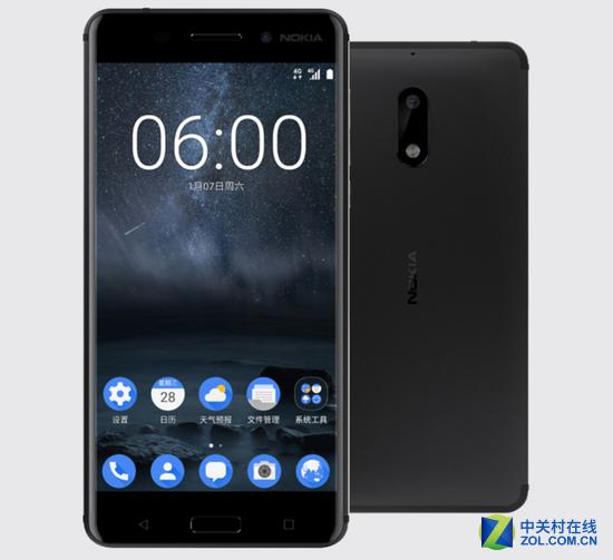 性能各种缩水 Nokia 6+微信小程序=绝配