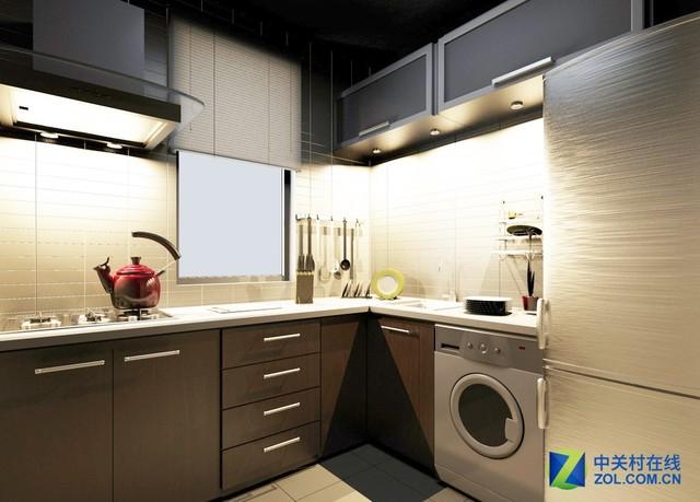 橱柜 厨房 家居 设计 装修 640_459图片