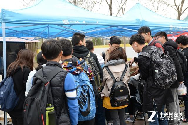 北京第二站 炫龙校园行走进北京理工