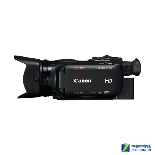 新品看點 佳能LEGRIA HF G40數碼攝像機