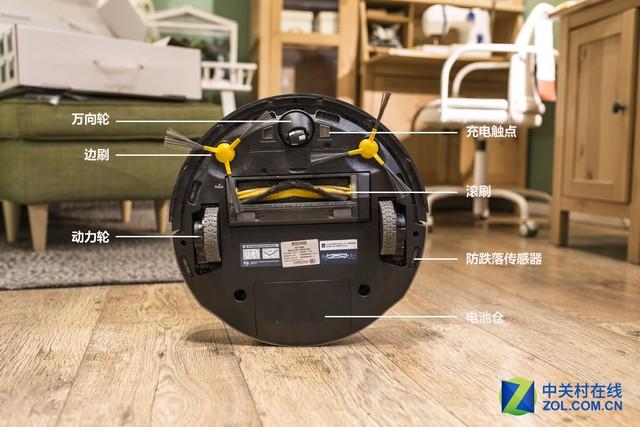全局规划时代 科沃斯DR95扫地机评测