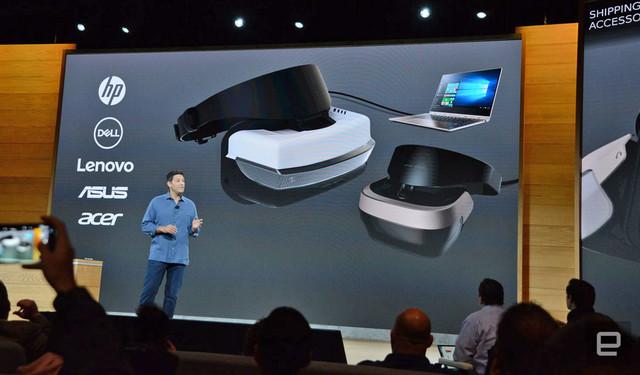 299美元起:多PC厂商打造Win10 VR头显