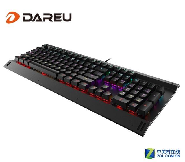 最新键鼠套装 达尔优发布EK812机械键盘