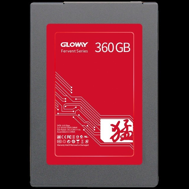 光威猛将360G 固态硬盘高性价比机皇