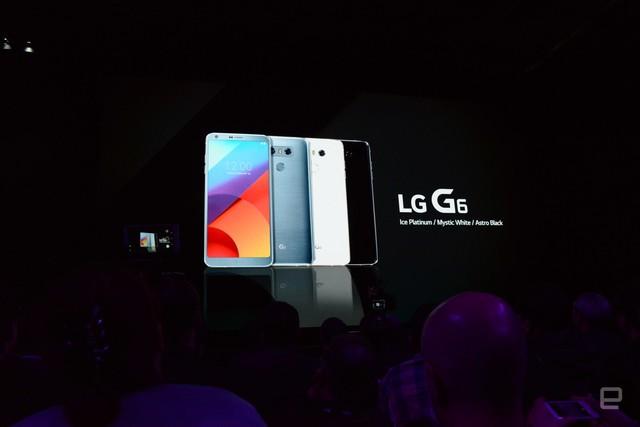 LG G6发布:创新18:9屏幕IP68加双摄