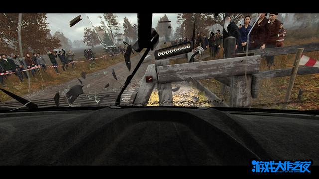 游戏大作之夜:《尘埃4》男人的专属浪漫