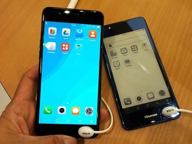 海信双屏手机A2 Pro亮相 仍是双屏设计图片