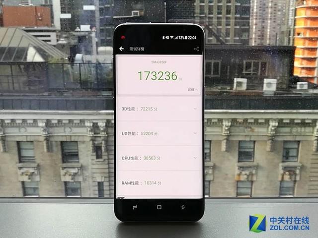 向全曲面屏幕进发! 三星Galaxy S8速评