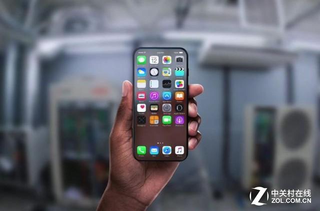 国产手机集体发愁!iPhone 8狂吃闪存:64GB起