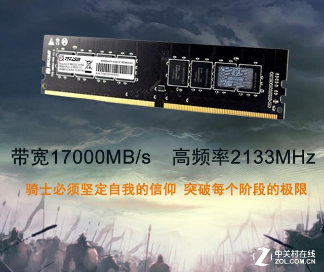 性能强劲 特科芯UM800内存双·11特惠