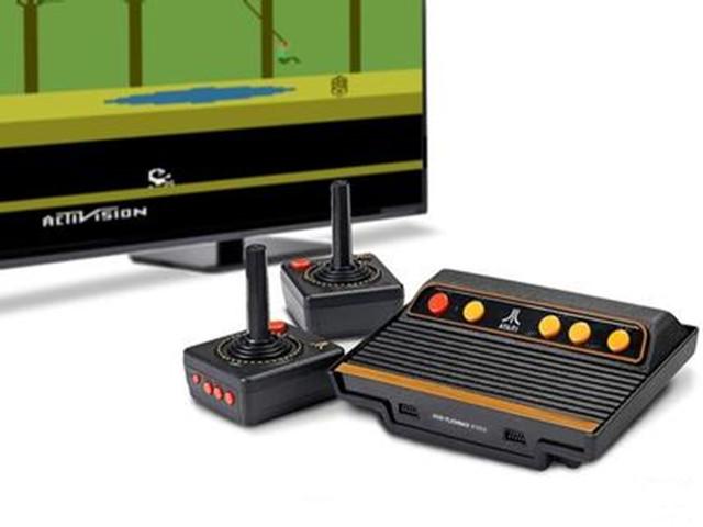 20年后还是好汉!雅达利宣布重新开发游戏机