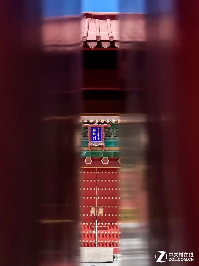 至美一拍轻松简单 OPPO R11畅游紫禁城