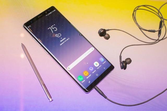 三星Note8这些黑科技iPhone 8望尘莫及