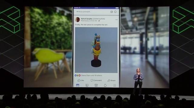 Facebook为VR hangout增加了新的功能