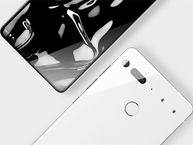 """白色版""""安卓之父""""手机将上市 售4600元"""