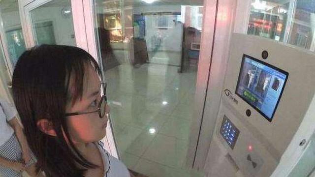 北师大宿舍利用AI 来实现人脸识别技术