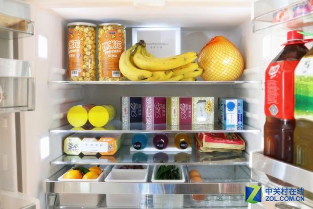 践行分区储藏 西门子五门冰箱深度评测