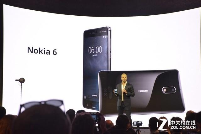 诺基亚发两款安卓智能机 33310复刻重推