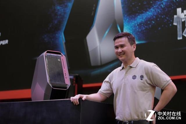 21年树立标杆 评Alienware独特游戏元素