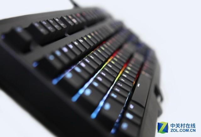 高端机械键盘平民化 映泰试水新模式