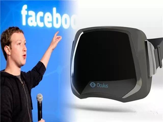 Facebook泪奔!Oculus被起诉窃取专利