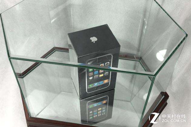 第一代iPhone值200万 国人最爱这部手机