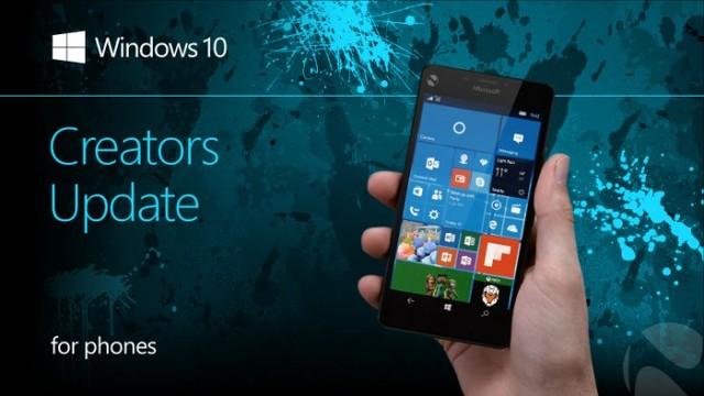 Windows 10 Creators Update进入倒计时:手机端确认4月25日发布