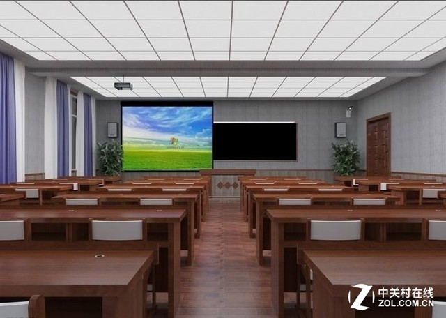 互动成需求 激光成为教育投影机兴奋点