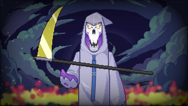 这款游戏让你化身死神 制造离奇死亡