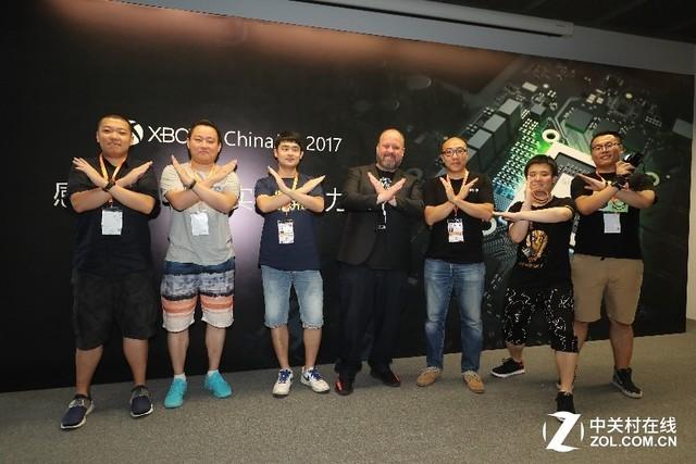 China joy2017微软展台 7月28日快报
