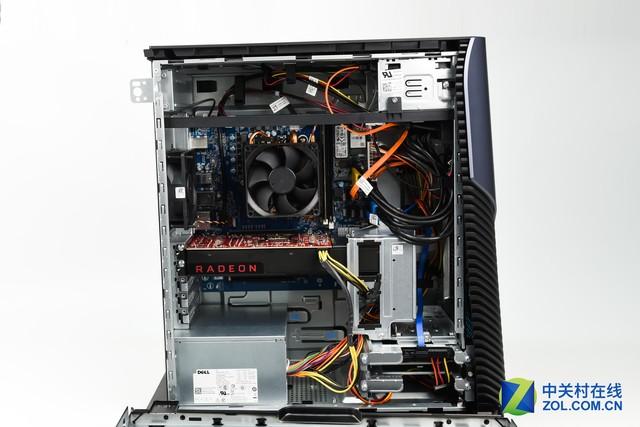 锐龙品牌PC首测 评戴尔灵越MAX·战主机