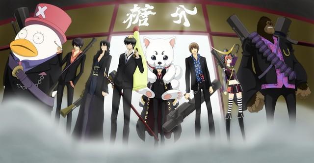 《银魂》重大发表公开新系列TV动画再开