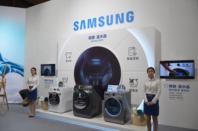 三星中国论坛开幕在即 细分需求成就洗衣机新高度
