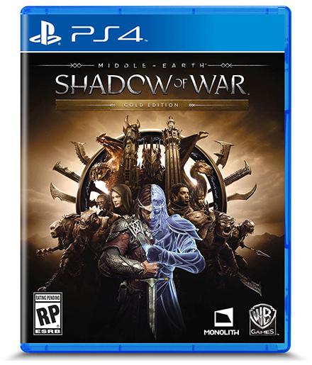 网传《中土世界:暗影战争》8月发售